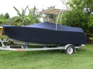 David's Custom Trimmers Brisbane Boat Covers