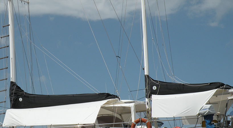 Sail Cover Davids Custom Trimmers