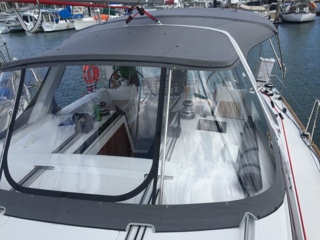 2017 Award of Excellence, Beneteau Oceanis 45