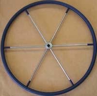 wheel-leather