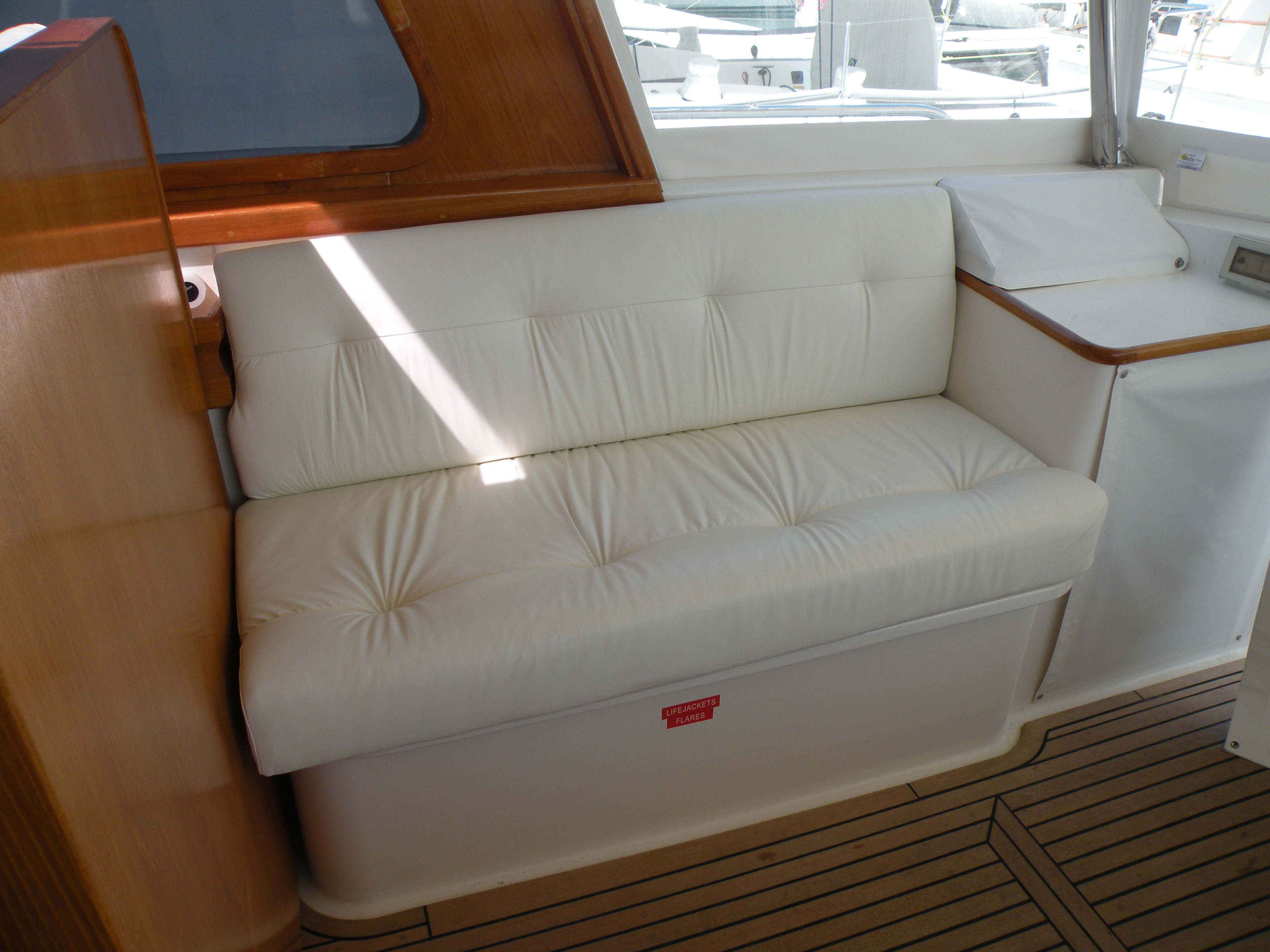 STA Leather Seating 5