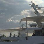 Super Yacht - Sun Safe Sails 2
